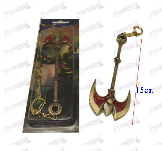 League of Legends Accessories knife buckle 9 (copper)