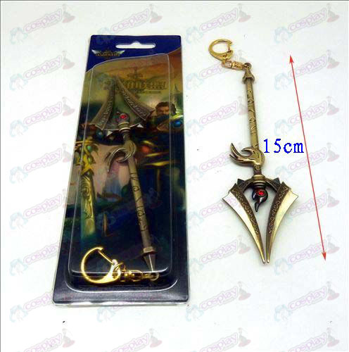 League of Legends Accessories knife buckle 2 (copper)