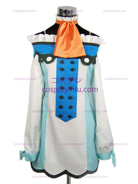 Tales of the Abyss Natalia cosplay costume