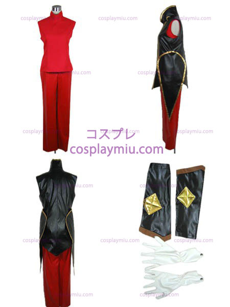 Tales of the Abyss Tear Grants costume