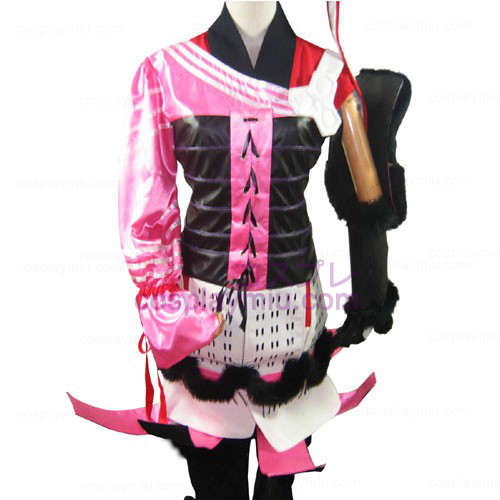 Devil Kings Oichi Cosplay Costume