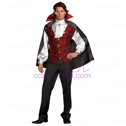 Fang Bangin' Fun Vampire Adult Costume