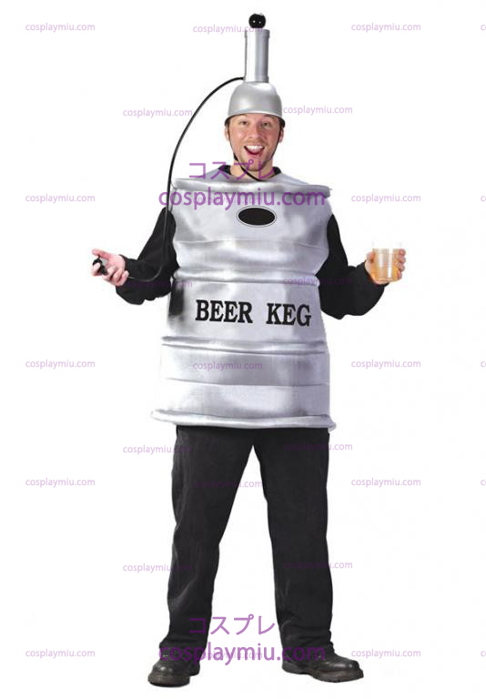 Beer Keg Costume