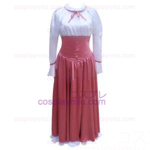 Chobits Chii Maid Dress Cosplay Costume