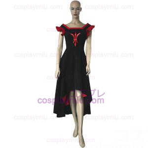 Black Chobits Freya Cosplay Costume