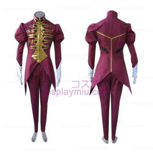 Code Geass Cornelia Cosplay Costume