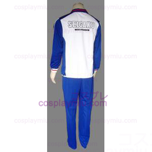 The Prince of Tennis Seikagu Winter Uniform Cosplay Costume