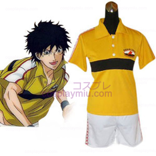 Prince Of Tennis Rikkai Juniorl Summer Uniform Cosplay