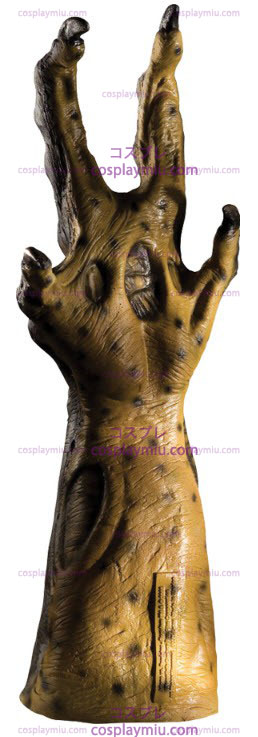 Predator-alien Hybrid Gloves