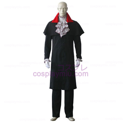 Edwardian Vampire Elite Cosplay Costume