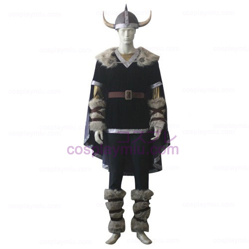 Viking Warrior Cosplay Costume