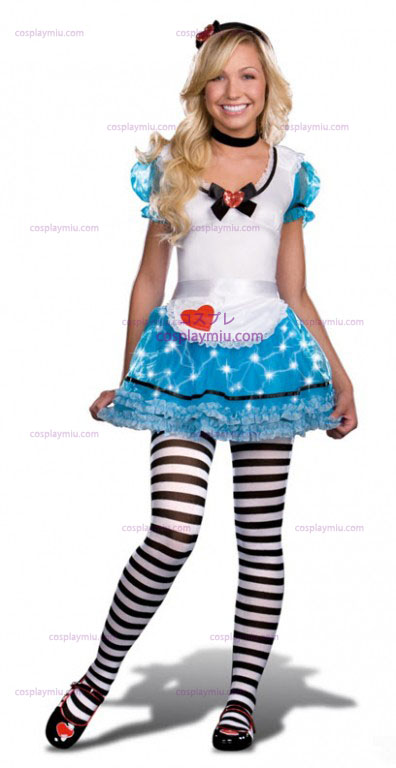 Wonderland Delight Teen Costume