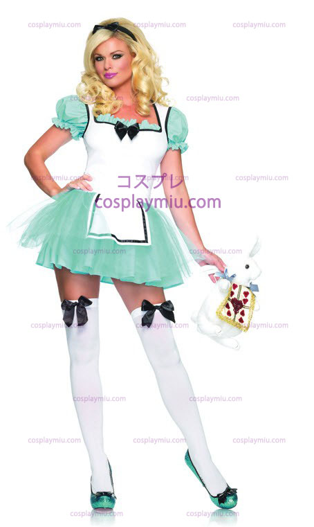 Enchanted Alice Adult Costume