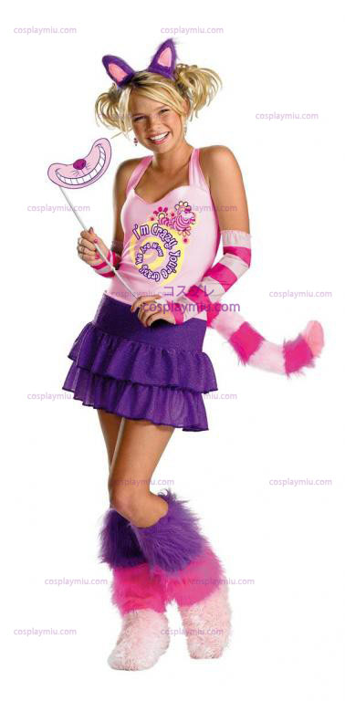 The Cheshire Cat Adult and Tween Costume