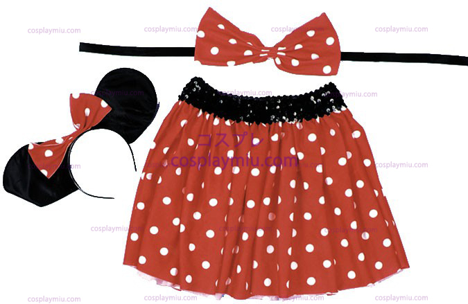 Molly Mouse Kit, Adult Costume