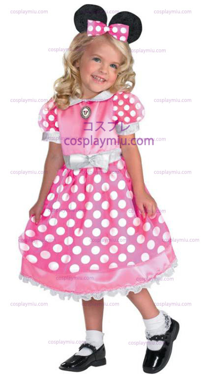 Clubhouse Minnie Child Costume