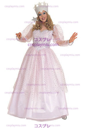Wizard Of Oz Glinda Good Witch Adult Costume