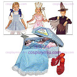 Wizard Of Oz Trunk Set