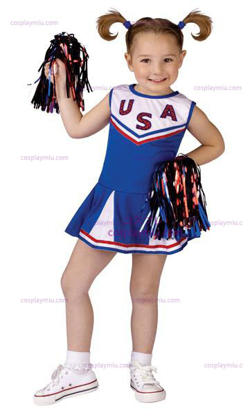 USA Cheer Toddler Costume