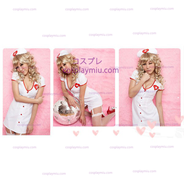 Sweet Nurse Adult Costume