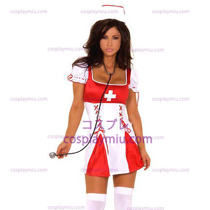 Head Nurse Sexy Adult Costume