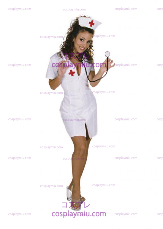 Hot Flash Nurse Adult Costume