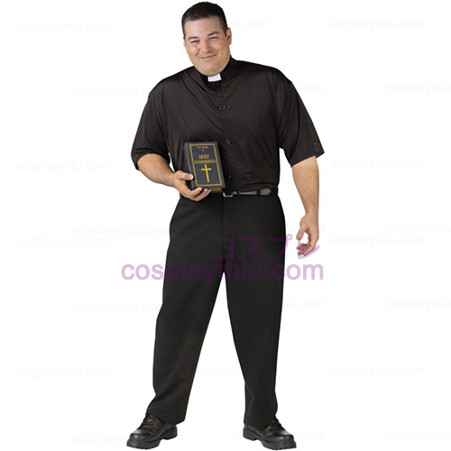 Holy Hammered Adult Plus Costume