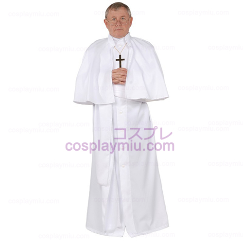 Pope Adult Plus Costume