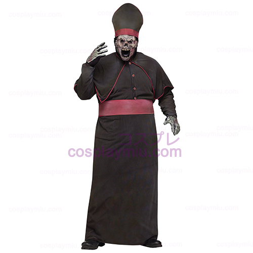 Zombie High Priest Adult Plus Costume