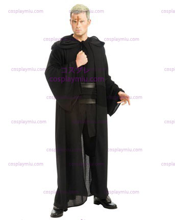 Mens Movie Deluxe Priest Costume