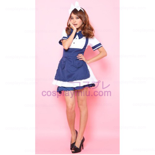 Blue Lolita DS Costumes / Lovely Maid Costumes