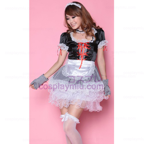 Barbie Lolita DS costumes/Black Maid Costumes