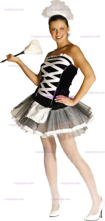 Fifi La Bouf Maid Adult Costume