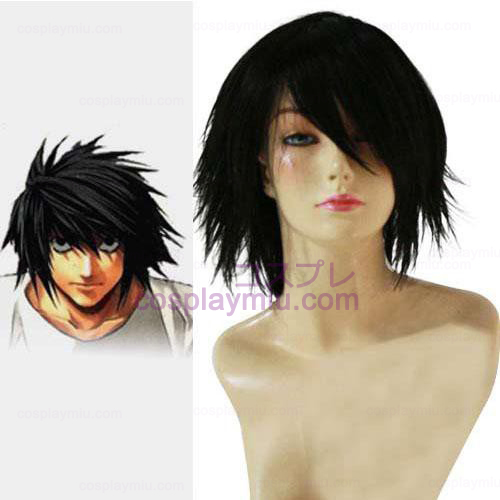 Death Note Lawliet Ryuuzaki Cosplay Wig