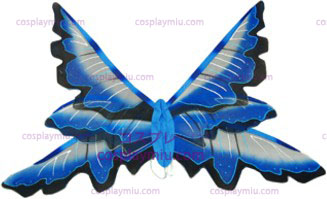 Wings, Fairy Super Jumbo Blue