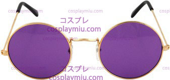 Glasses Janis Purple