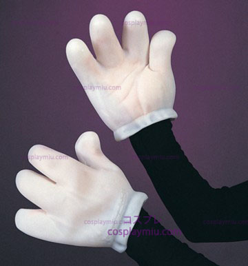 Cartoon Gloves Vinyl