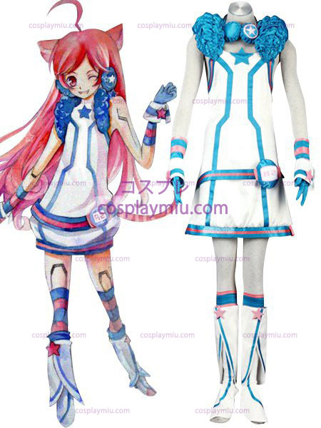 Vocaloid Miki Cosplay Costume