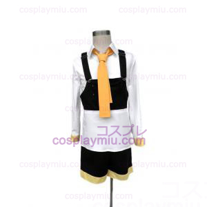 K-ON!! Alice Kagamine Len Cosplay Costume