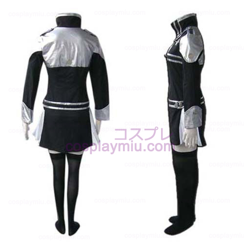 D.Gray Man Lenalee Lee Cosplay Costume
