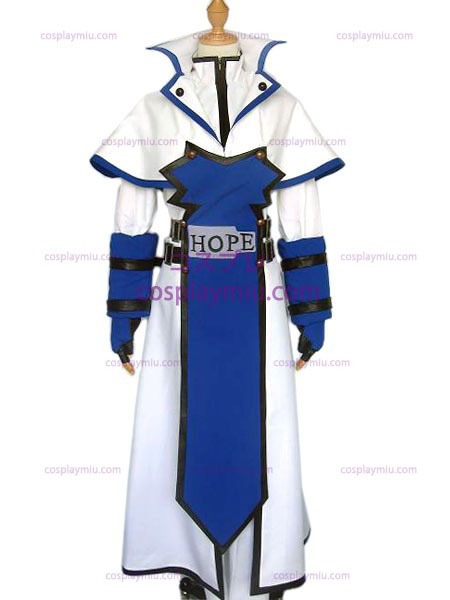 Guilty Gear Kai Kiske cosplay costume