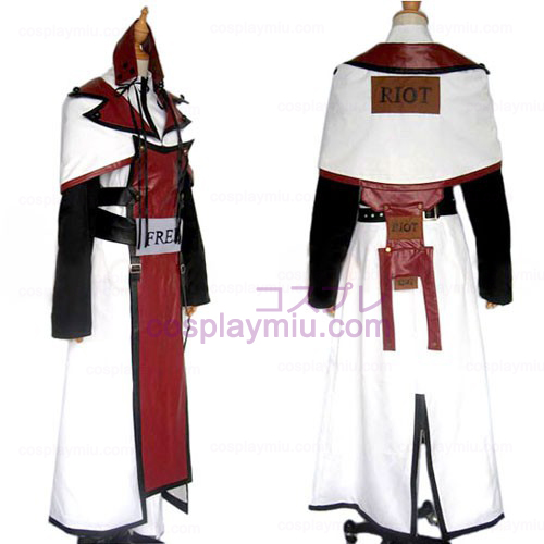 Guilty Gear XX Order Sol Badguy Cosplay Costume