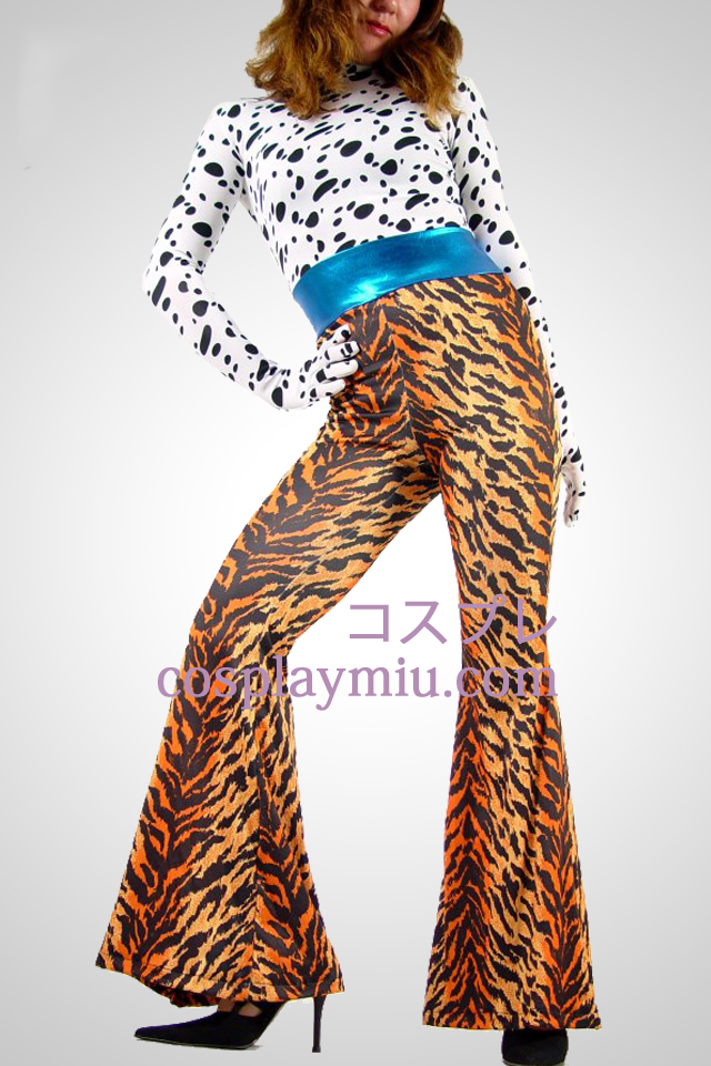 Multi-Colored Lycra Fashion Catsuit