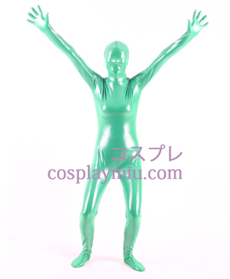 Green Lycra Zentai Suit