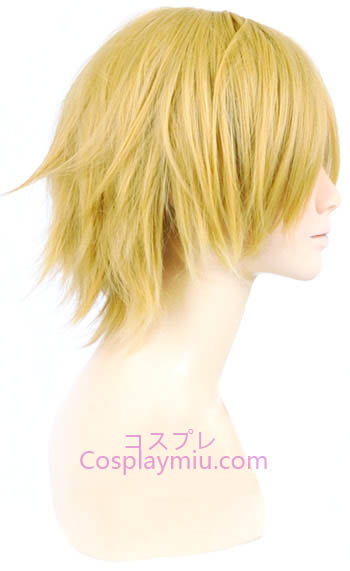 Final Fantasy Agito XIII TREY Short Cosplay Wig